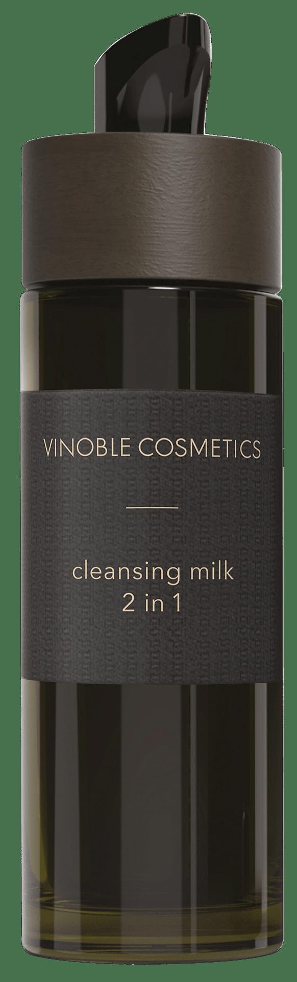 cleansing milk 2 in 1